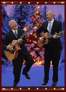 Breeze Holiday Guitar Duo
