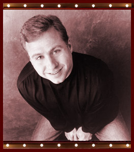 Comedian Johnny Lampert