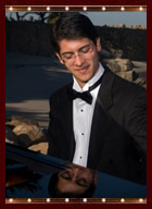 Classical/Pop/New Age Pianist Michael Martinez