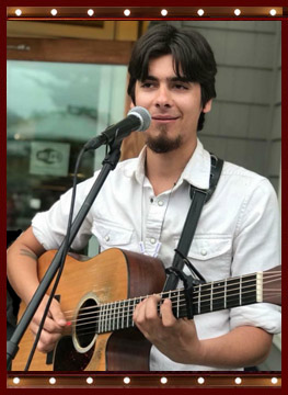 Guitarist Zack Freitas, classical and Flamenco guitar virtuoso